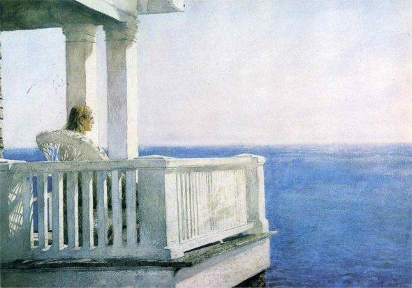 amie Wyeth (American, 1946) -
